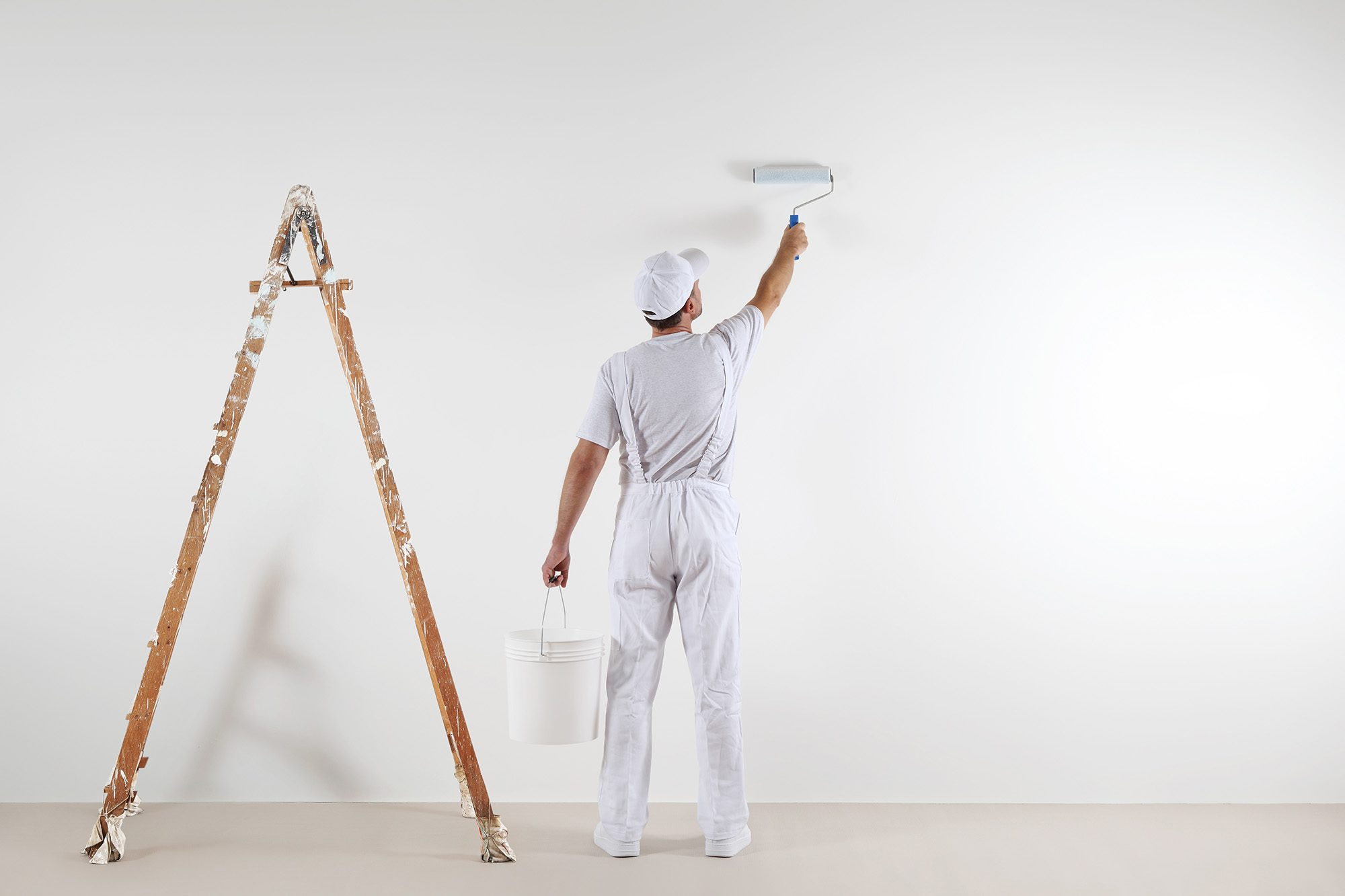 selection of interior painting services in brisbane home security