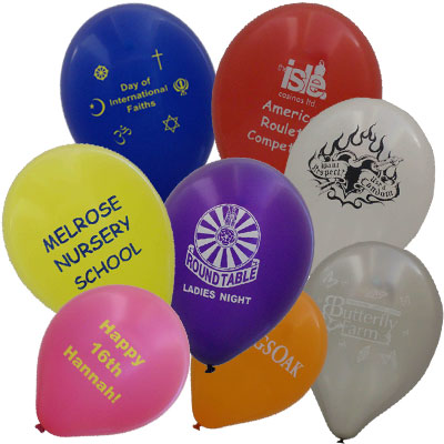 Why Choose Personalized Balloons for Churches and Schools