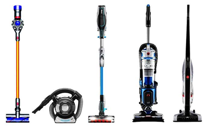 Vacuum Cleaners & Water